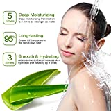 Aloe Vera Gel Juice for Face, Hair and Body