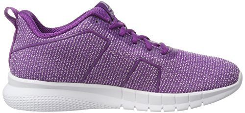 Aubergine Running Shoes 000 Met Cn0528 White Reebok Silver Viola Women's Moonglow xAq7nHwS