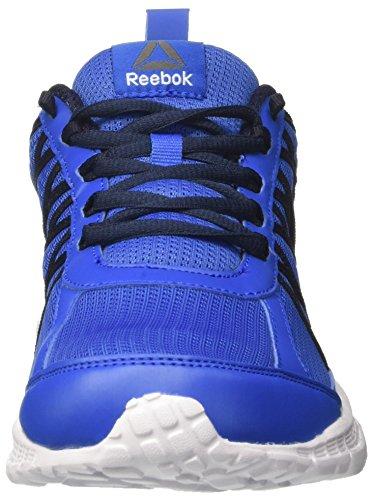 Reebok Speedlux 2.0, Zapatillas de Trail Running Para Hombre, Azul (Awesome Blue/Collegiate Navy/White/Pewte), 46 EU