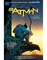BATMAN 05 ZERO YEAR DARK CITY