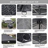 ABCCANOPY Canopy Tent Popup Canopy 10x20 Pop Up