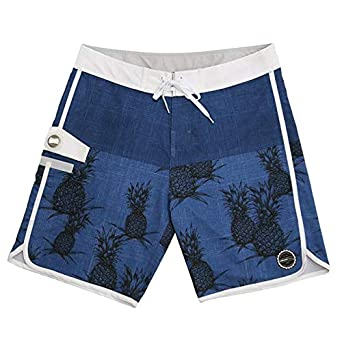 2534d898de ISLAND DAZE BBO - Mens Boardshort Bottle Opener Surf, Swim Tailgate ...