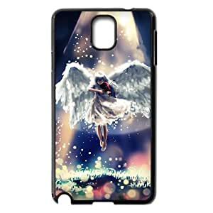 ALICASE Diy Case Fantasy Angel For samsung galaxy note 3 N9000 [Pattern-1]
