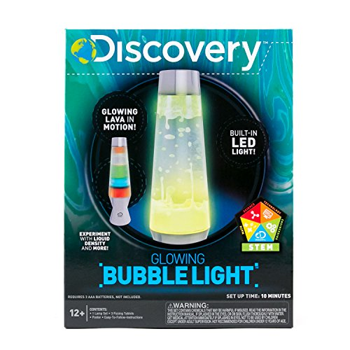 Discovery Glowing Bubble Light by Horizon Group USA