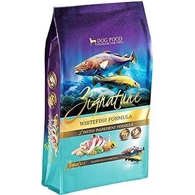 Zignature Whitefish Formula Dog Food