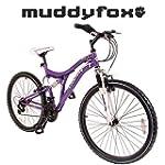 """MuddyFox Diva 26"""" Dual Suspension Mou..."""
