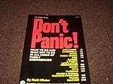 Don't Panic, Ruth Winter, 0307487202