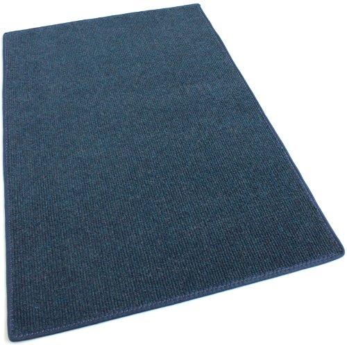 Koeckritz 6' x 15' Indoor/Outdoor Carpet - Blue