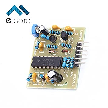 12V Inverter Driving Board Module Overcurrent Fallwater
