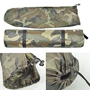 dDanke - Colchón hinchable automático para camuflaje al aire libre ...