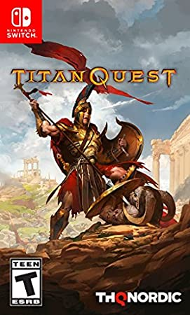 Titan Quest - Nintendo Switch Standard Edition