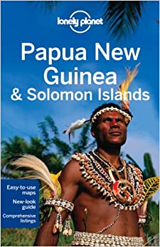 Book Lonely Planet Papua New Guinea and Solomon Islands (Travel Guide)