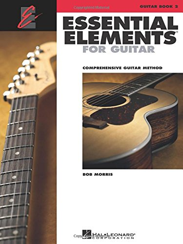 (Essential Elements for Guitar - Book 2)