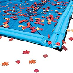 In The Swim 20 x 40 ft Rectangle Pool Leaf Net Cover
