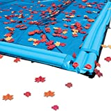 20 x 40 ft Rectangle Pool Leaf Net Cover