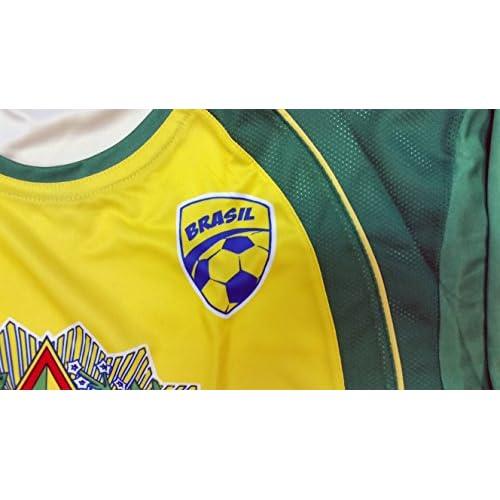 12bdadb064a 60%OFF Brazil 2016 New Arza Soccer Jersey Long Sleeve - nambepueblo.org