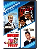 4 Film Favorites: Eddie Murphy (Coming To America, Harlem Nights, Boomerang, Norbit)