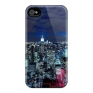 Brand New 4/4s Defender Case For Iphone (lower Manhattan)