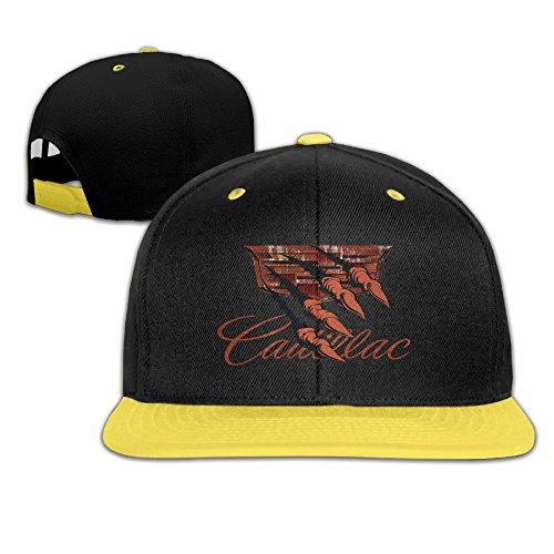 pgig-kids-cadillac-logo-with-claw-adjustable-snapback-hip-hop-baseball-hats-caps