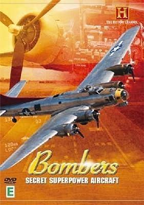 Secret Superpower Aircraft - Bombers [Import anglais]