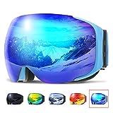 Zionor Ski Goggles