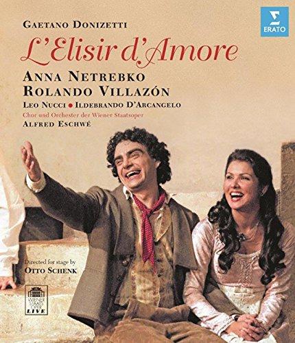 Donizetti: L'Elisir d'amore (Blu-ray)