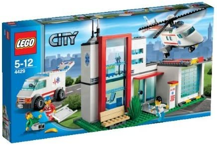 LEGO CITY Helicopter Rescue - 4429