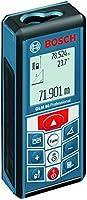 Bosch Professional GLM 80 - Medidor láser de distancias (batería de litio integrada, alcance 80 m, inclinómetro, con funda)