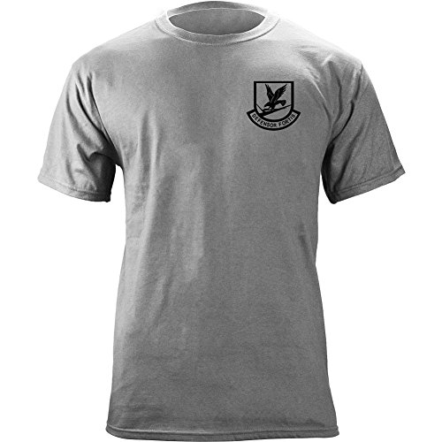 Security Force Air Force Full Color Veteran Patch T-Shirt for sale  Delivered anywhere in USA
