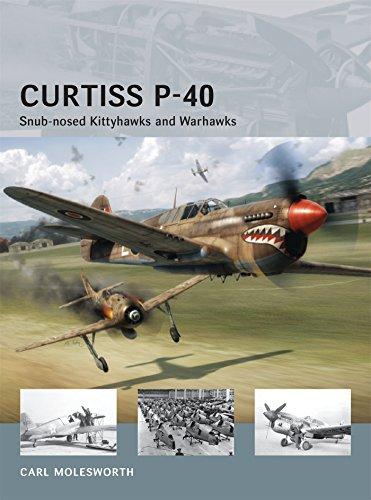 - Curtiss P-40: Snub-nosed Kittyhawks and Warhawks (Air Vanguard)