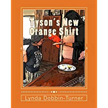 Tyson's New Orange Shirt