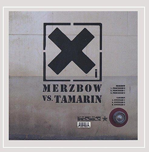 Price comparison product image Merzbow vs. Tamarin