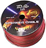 DS18 SW-18-GA-1000RB-2pk 1000-Feet 18 Gauge Speaker Wire Roll - Set of 2