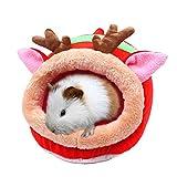 JanYoo Rabbit Rat Accessories Toys Bed Hide Huts