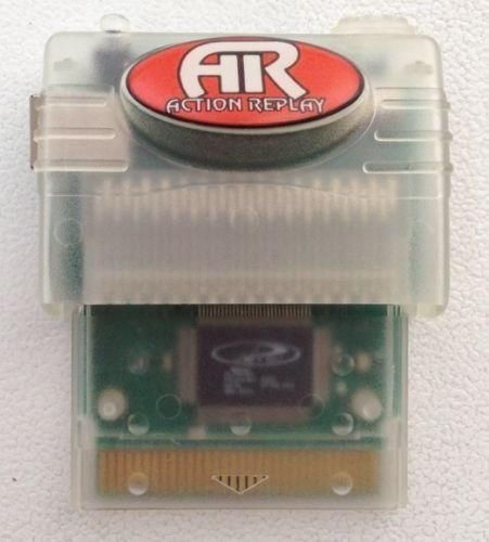 (Action Replay For Game Boy Advance Sp Consoles)
