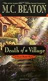 Death of a Village, M. C. Beaton, 0446613711