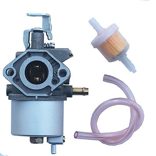 KIPA Carburetor Fuel Filter Kit For Club Car Golf Cart 1998-UP FE290 Engine DS & Precedent Carb OEM # 101805601 1016478 1016438 1016441 1016439 1016440 101805601 1019056-01