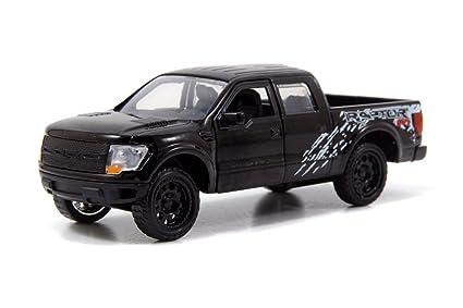 New  Display Just Trucks Black  Ford F  Svt Rapto
