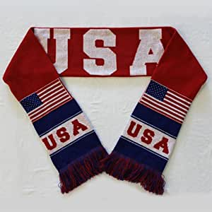 USA - Country Knit Scarf
