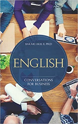 English: Conversations for Business Cover Art
