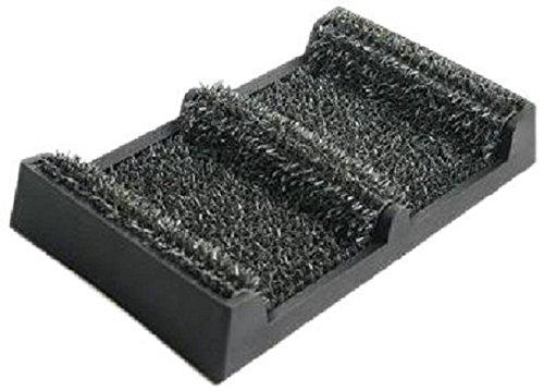 Grassworx 10370988 Boot Scraper Doormat 17.5 X 10.5-Inch Cinder 4