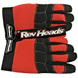 Mechanic Gloves For Working On Cars - Work Safety Gloves Protect Fingers And Hands - Medium Size, 1 Pair
