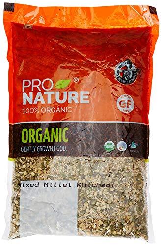 Pro Nature 100% Organic Mixed Millet Khichadi, 500 g by Hindustan Mart
