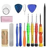 15-Pack Cellphone Repair Tools kit 5-Point