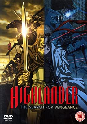 Highlander - Search For Vengeance 2007 DVD Reino Unido ...