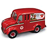 """1950 Divco Delivery Truck """"Texaco"""" (2014) Red Series #31 1/25 Diecast Model Car by Autoworld CP7155"""