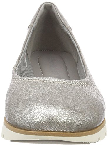 Silver Timberland Femme Gris Ballerines Florence 040 Air q4OwrX4