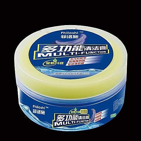 Starmood Multifunción Cuero Limpieza Crema Limpiar sin Agua ...