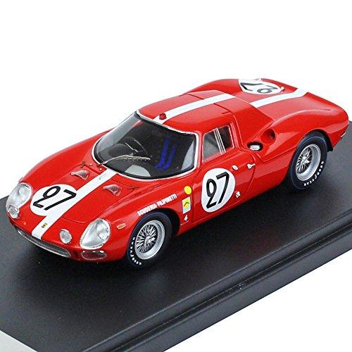 1/43 Ferrari 250 LM 6th Le Mans 1965 A. Boller - D. Spoerry #27 LSLM018