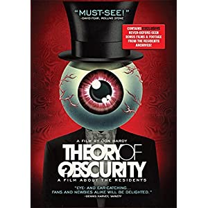 Theory of Obscurity [Blu-ray] (2015)